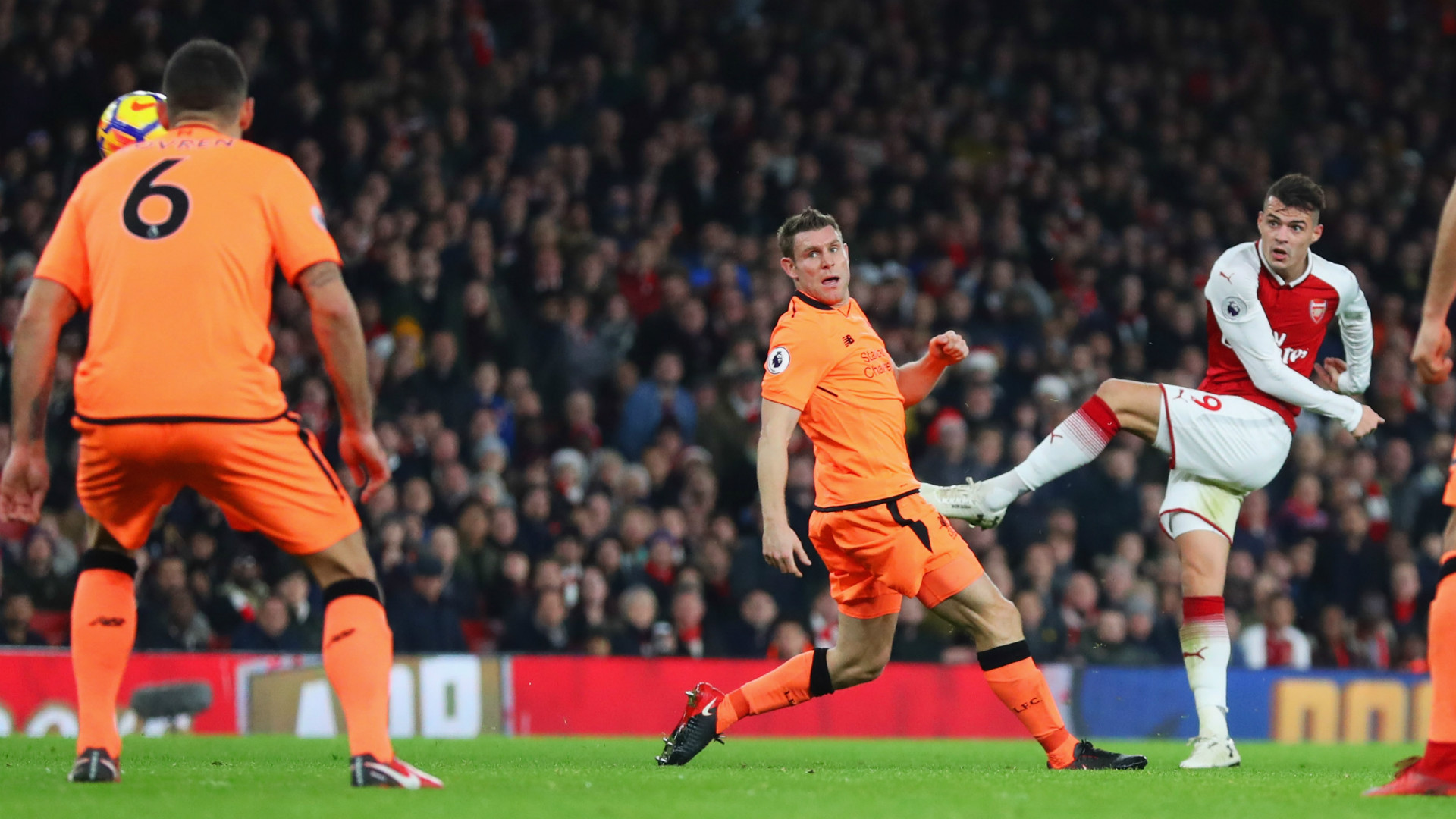 Image result for arsenal liverpool
