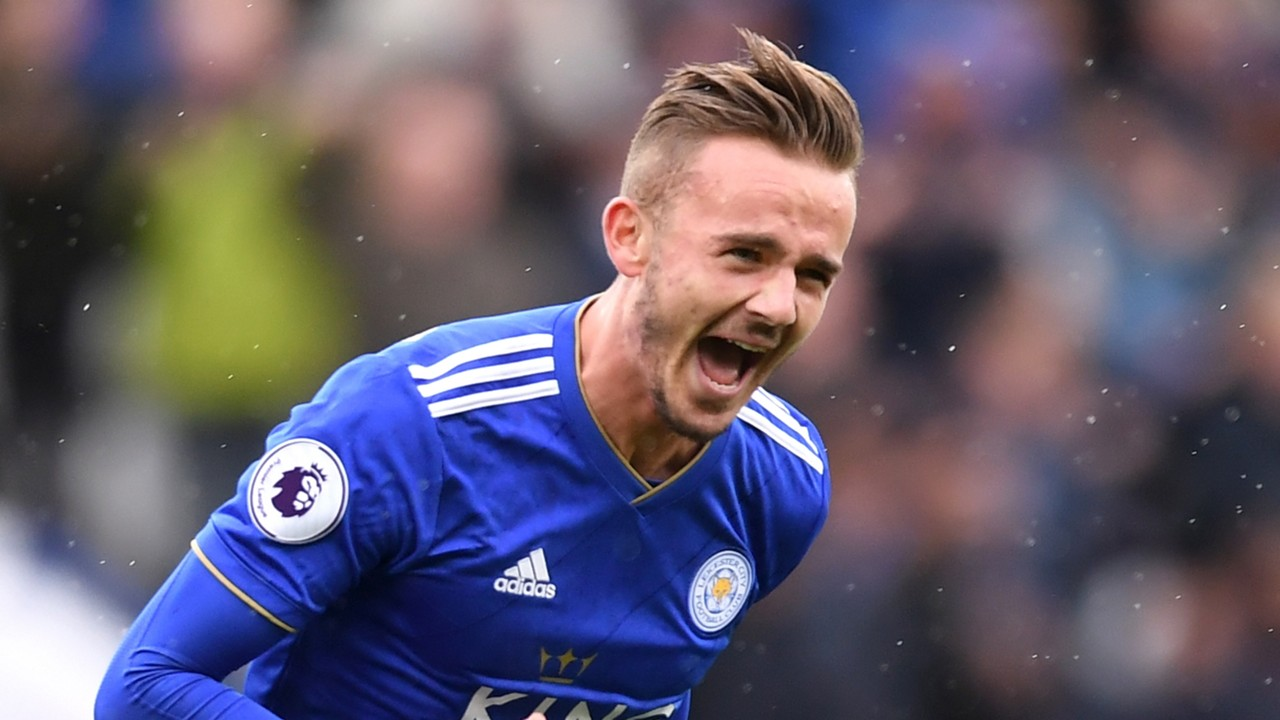 'Long may it continue' - In-form Maddison loving life at Leicester