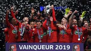 Rennes PSG Coupe de France 27042019