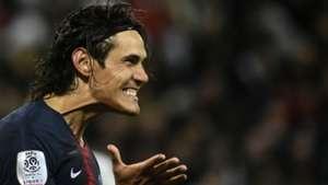 Edinson Cavani Amiens PSG Ligue 1 12012018