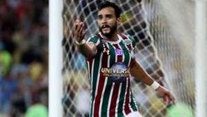 Henrique Dourado Fluminense Coritiba Brasileirao Serie A 09112017