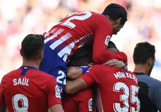 Atletico Madrid Getafe En Vivo Eliminatorias Atletico Madrid 2019