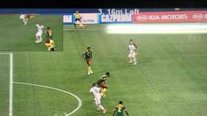 FIFA VAR Chile Cameroon 180617