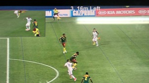 FIFA VAR Chile Cameroon 180617
