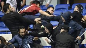 Lyon - Besiktas UEFA Europa League 04/13/2017