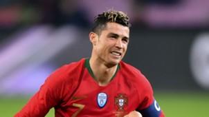 Cristiano Ronaldo Portugal Netherlands