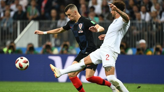 croatia england - ivan perisic - world cup - 11072018