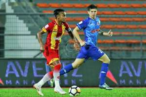 Amri Yahyah, Selangor, Romel Morales Ramirez, PKNS FC, 2018