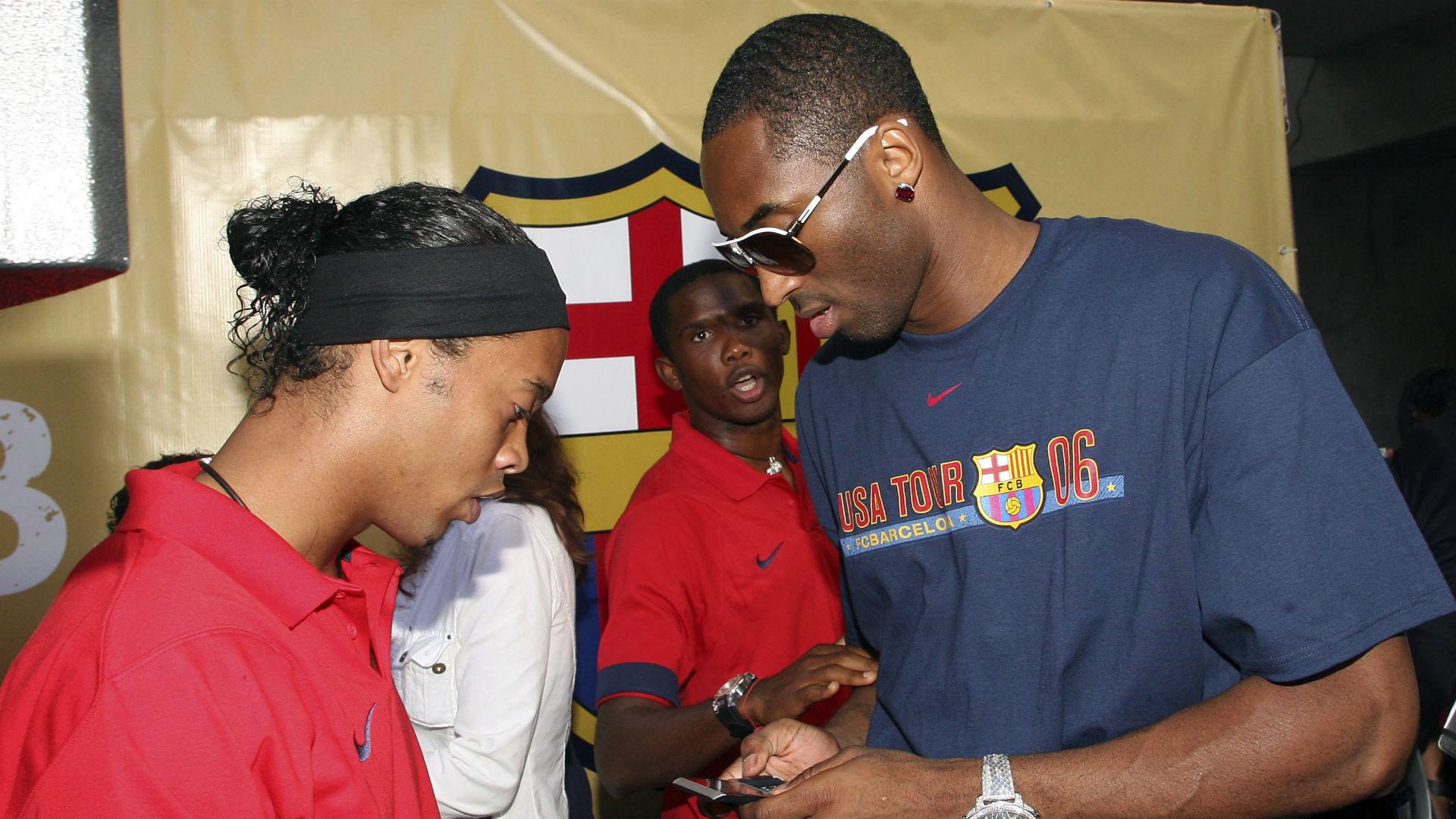 Kobe Bryant Ronaldinho