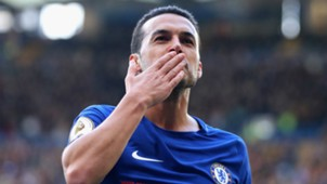 Pedro Chelsea 2017