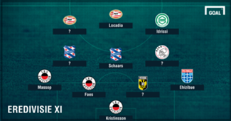 Eredivisie XI? speeronde 6