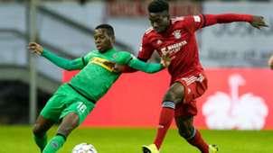 FC Bayern Gladbach 2019 Telekom Cup