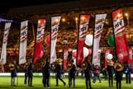 PSV tribute to Mexican players 9-12-18