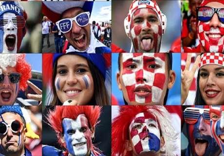 Preview ฟุตบอลโลก (นัดชิงชนะเลิศ) : ฝรั่งเศส - โครเอเชีย