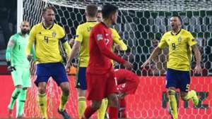 Andreas Granqvist Turkey Sweden