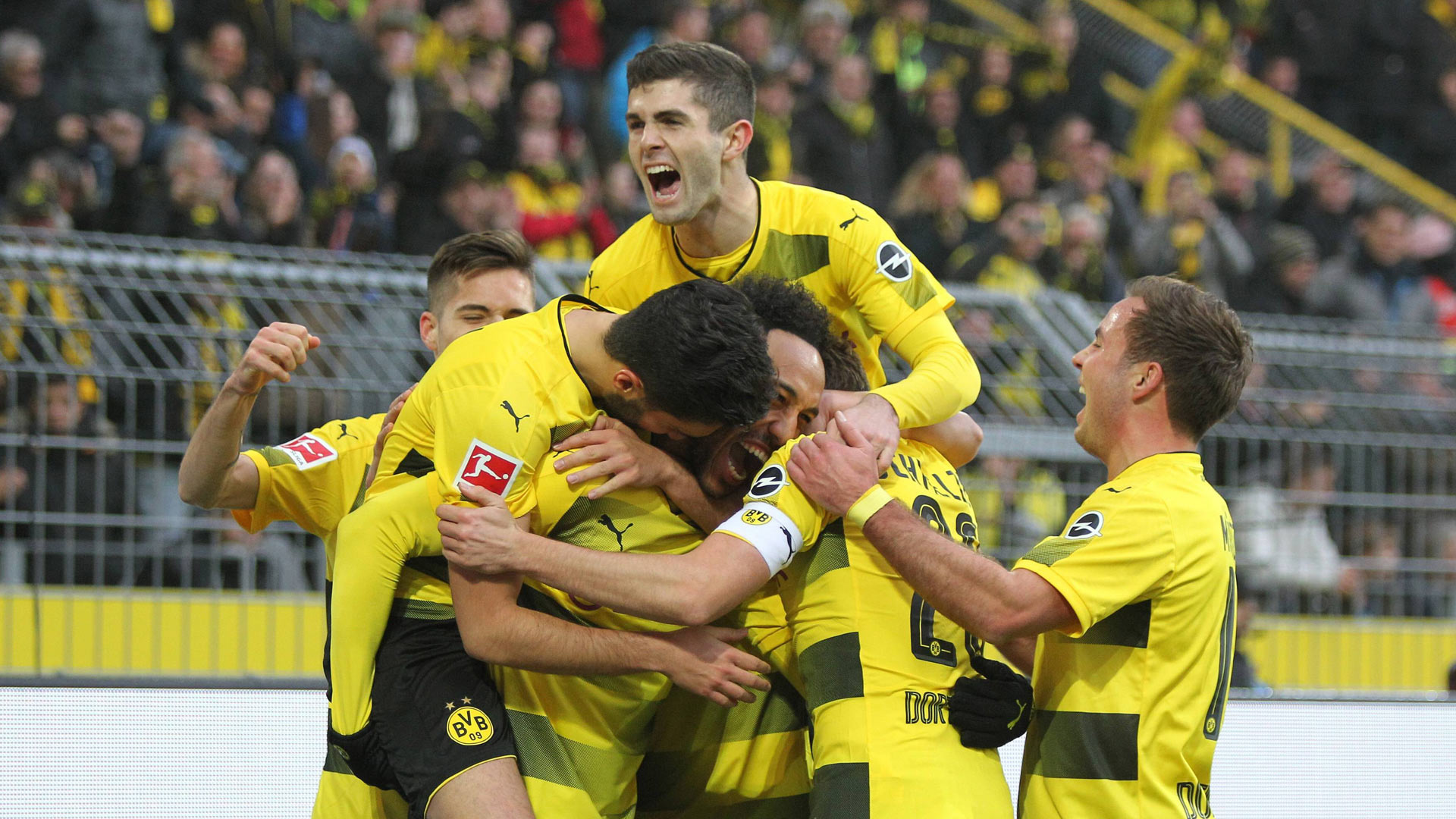 *GER ONLY* Borussia Dortmund Schalke 04