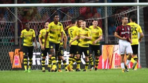 Milan-Borussia Dortmund