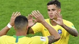 Renato Augusto Philippe Coutinho Brazil 27062018