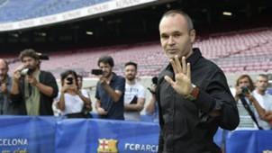 Andrés Iniesta renovación Barcelona