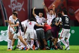 Guangzhou Evergrande vs Shanghai SIPG