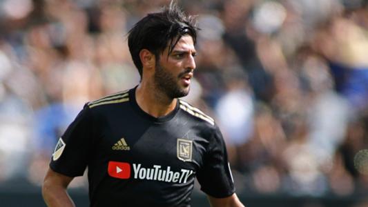 Carlos Vela LAFC MLS 2018