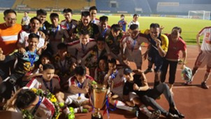 U21 HAGL vô địch