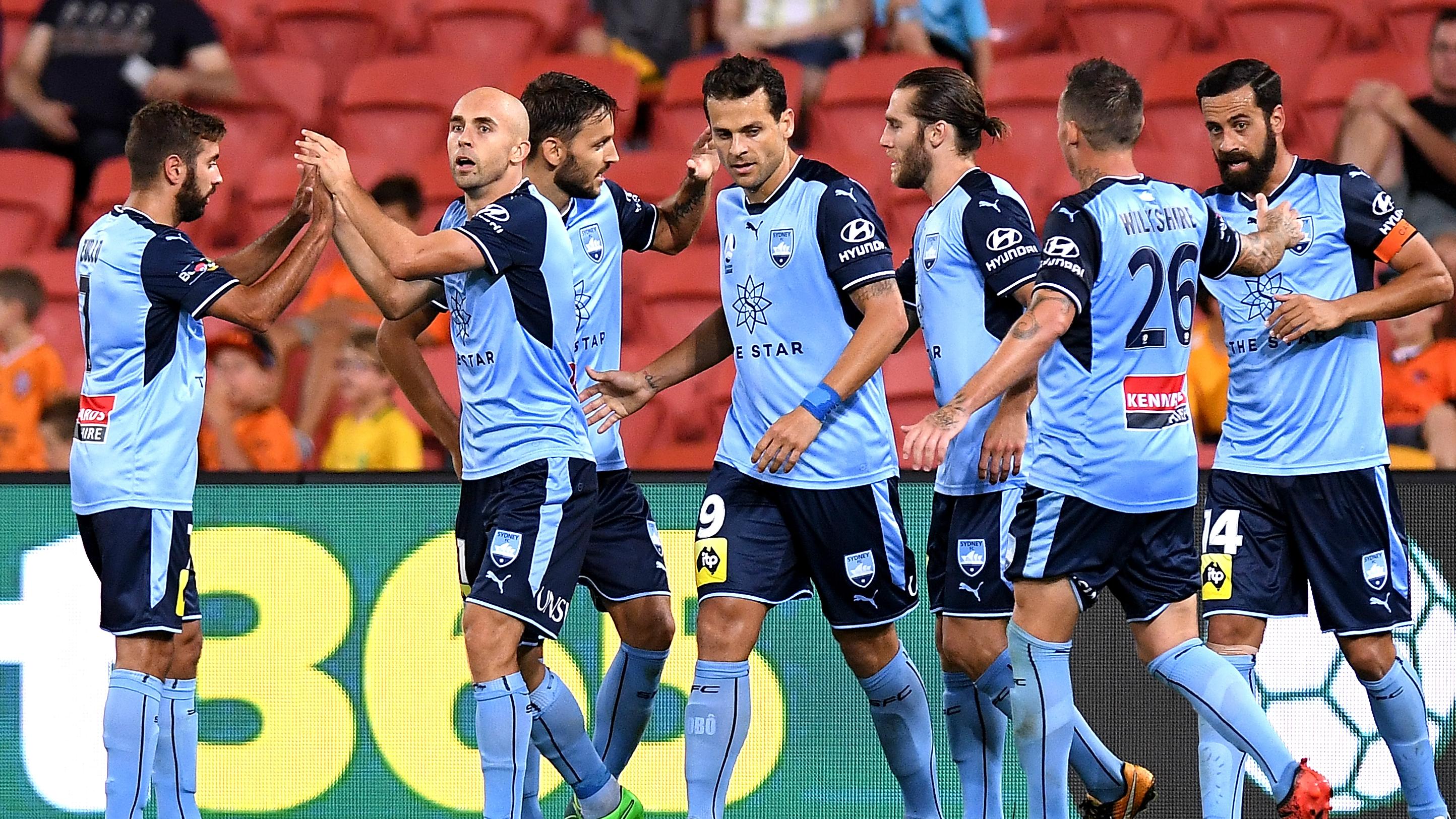 Sydney FC Brisbane Roar