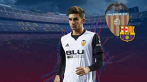 GFX Ferran Torres FC Valencia