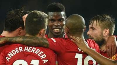 Paul Pogba Manchester United Huddersfield 261218
