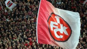 1. FC Kaiserslautern Flagge Symbolbild