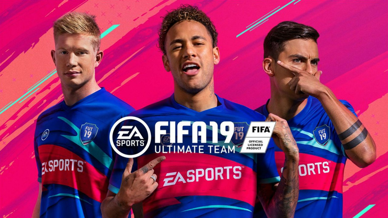 Image result for fifa 19 ultimate team