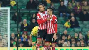 Virgil van Dijk & Dusan Tadic - Southampton