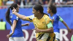 Samantha Kerr Australia Itay Women's World Cup 2019