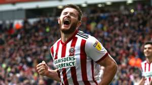 Jack O'Connell Sheffield United 2018-19