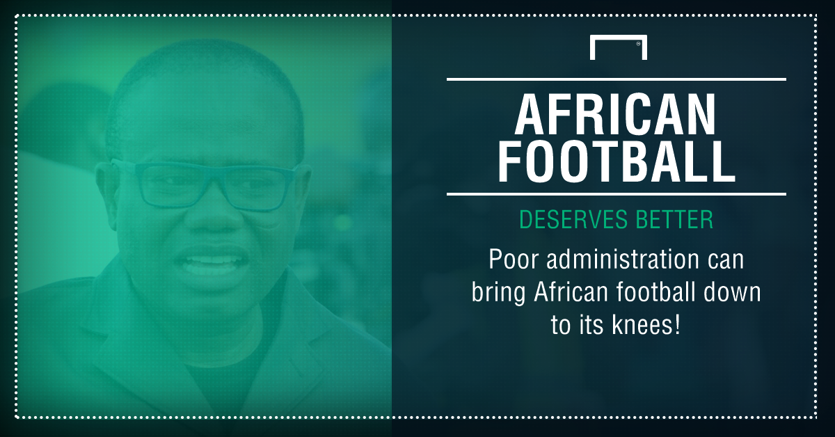 African football PS