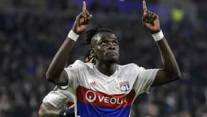 Bertrand Traore Lyon Everton UEFA Europa League 02112017