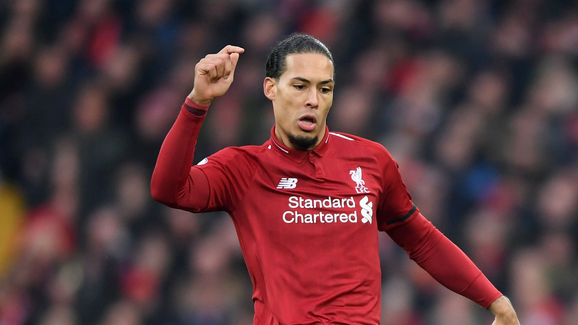Liverpool News: Van Dijk 'does Have A Weakness' Claims