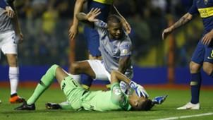 Dedé Esteban Andrada Boca Juniors Cruzeiro 20092018