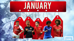 Winter transfers GFX