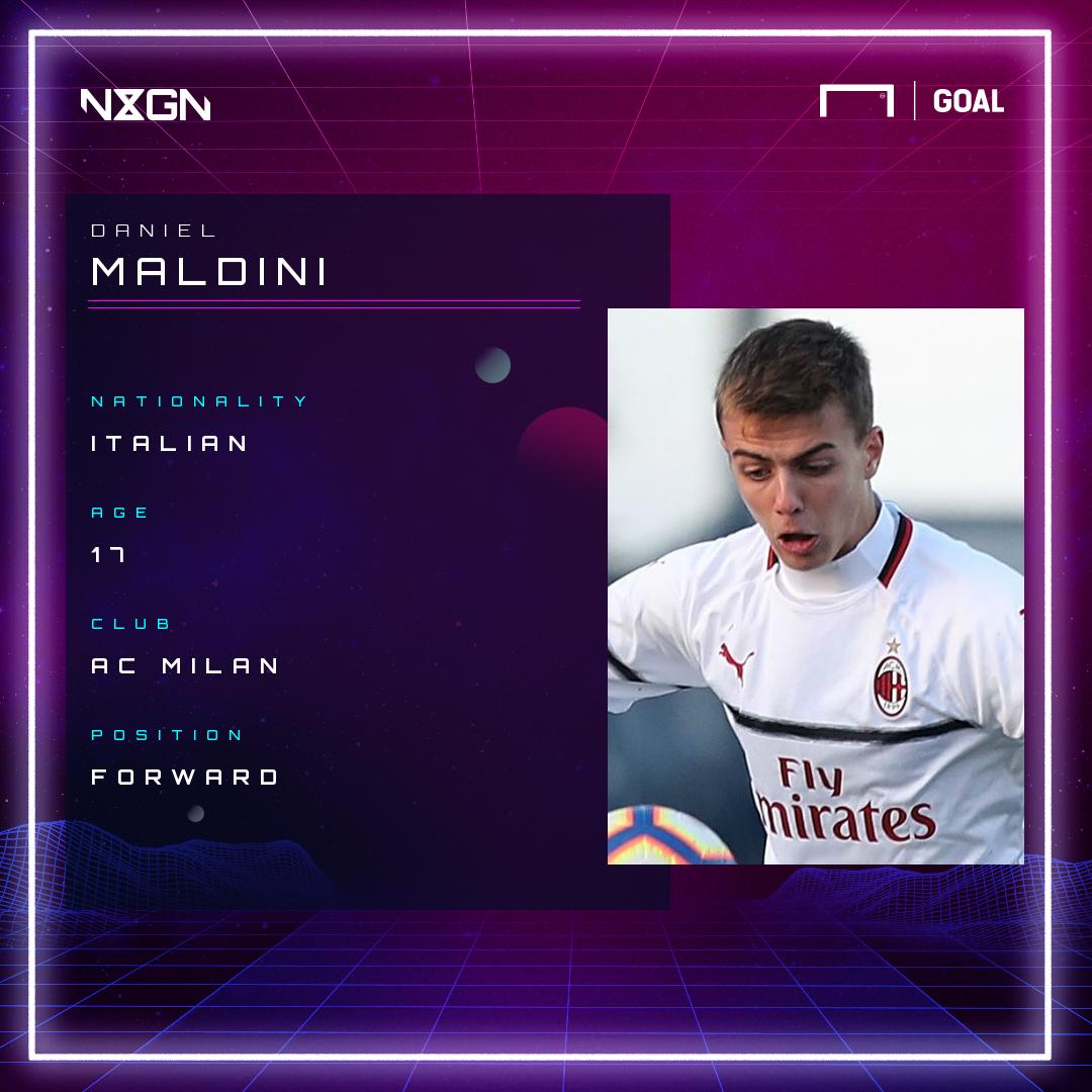Daniel Maldini GFX