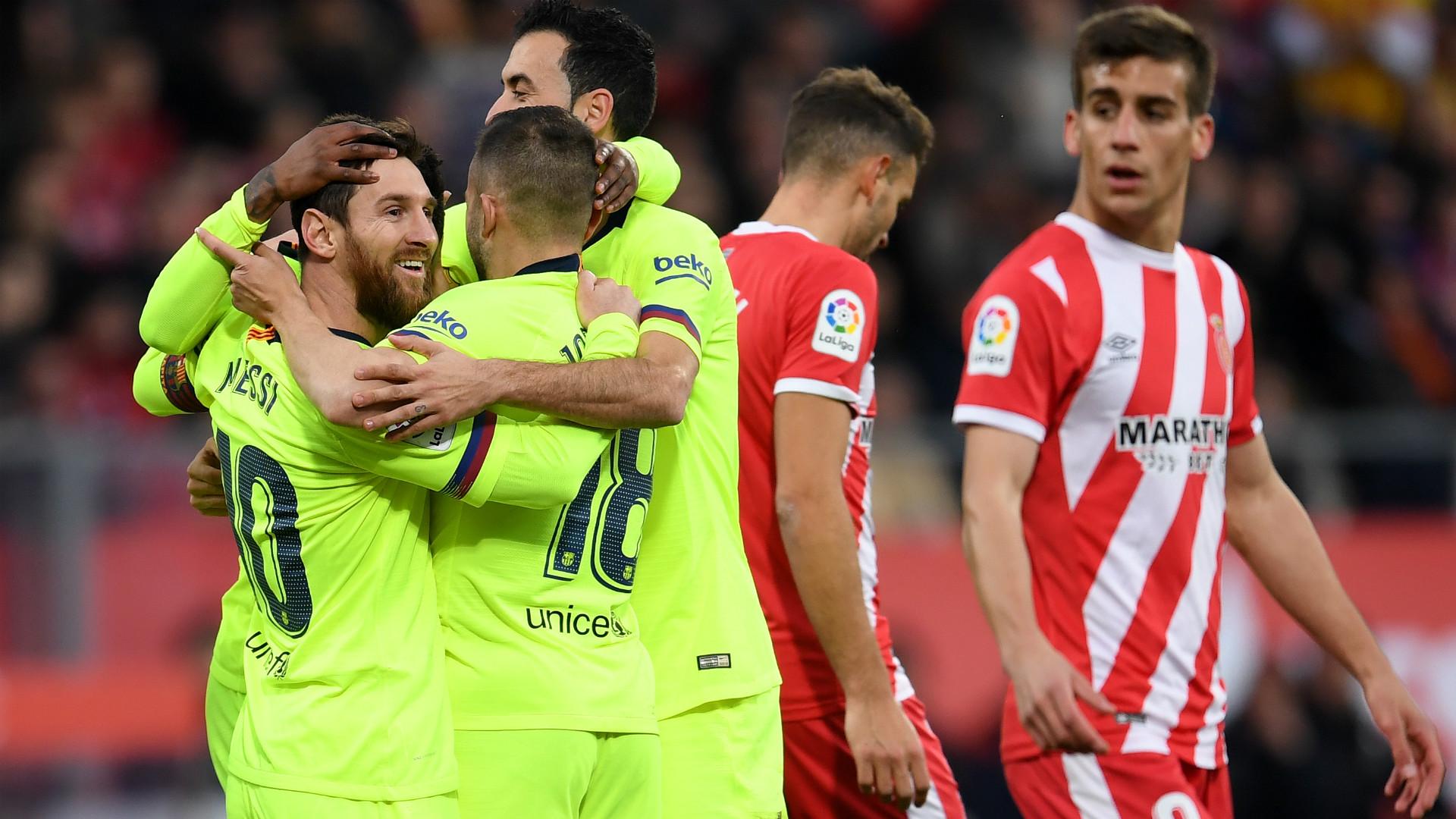 girona v barcelone r u00e9sum u00e9 du match  27  01  2019  primera