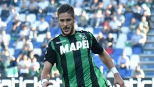 Diego Falcinelli, Sassuolo, Chievo, Serie A, 15102017