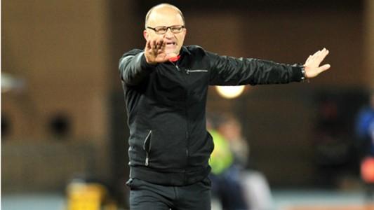 Zdravko Logarusic coach of Sudan.