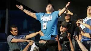 Diego Maradona 2018 World Cup