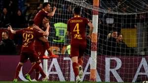 roma juventus 2019 goal celebration