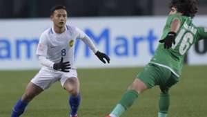 Nor Azam Azih, Malaysia U23