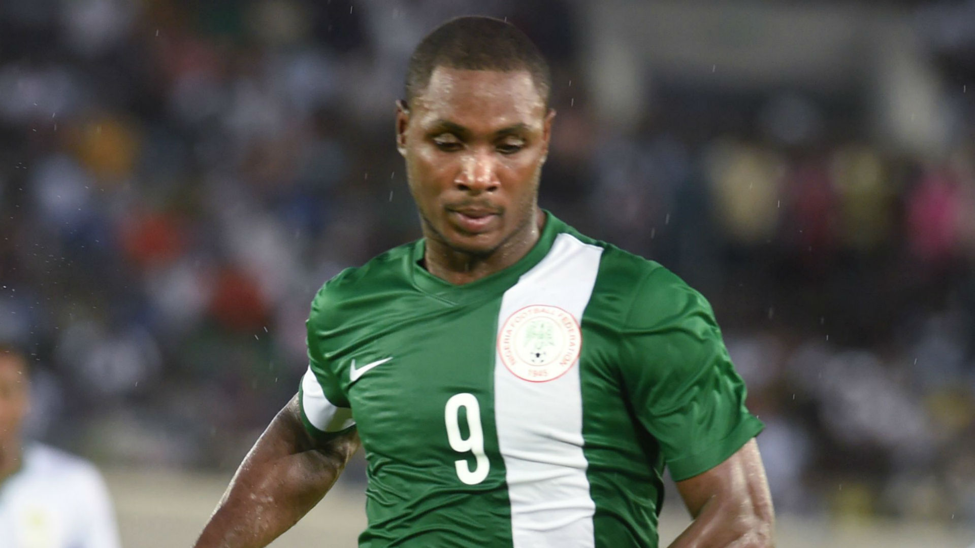 Odion Ighalo Nigeria 2016