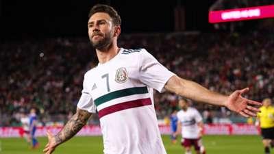 Miguel Layun Mexico Iceland