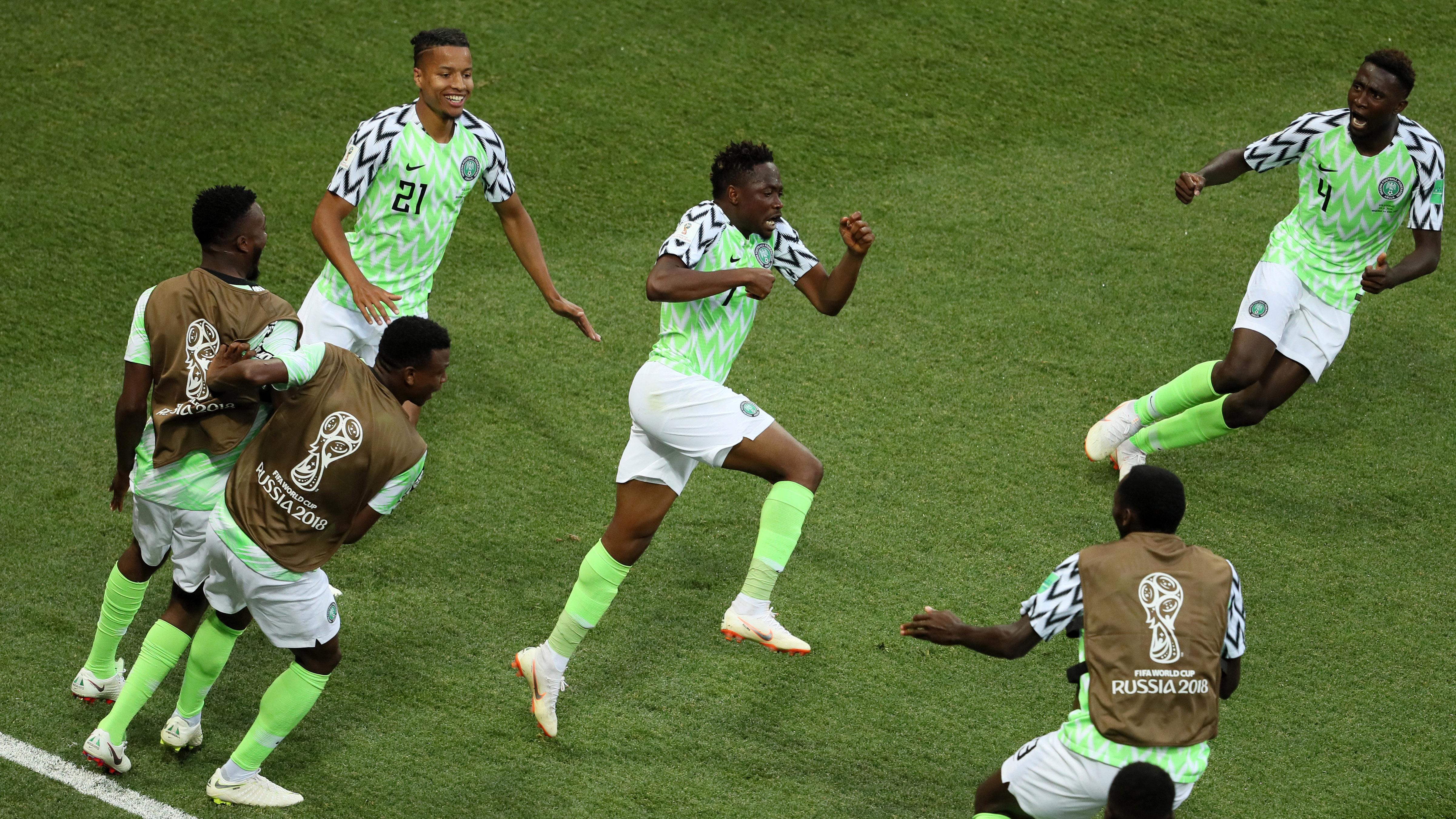 Nigeria Iceland World Cup 2018