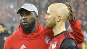 Jozy Altidore Michael Bradley Toronto FC